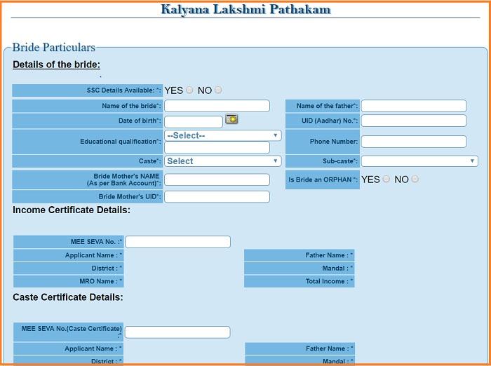 kalyana-lakshmi-online-registration