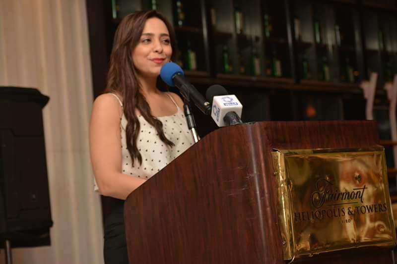 """نجوم الفن والاعلام يحتفلون بتكريمهم في الحفل السنوى لمجلة """"all women need"""