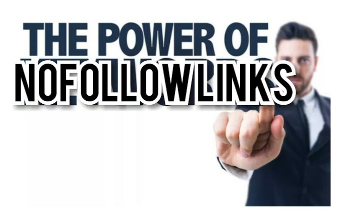 Nofollow links for Seo