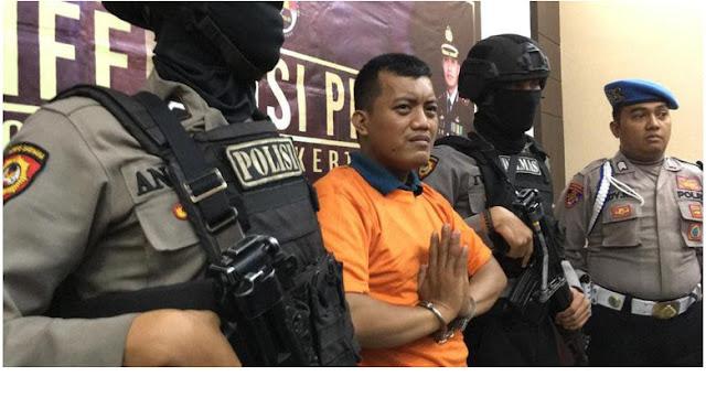 POLISI BENTUK TIM BURU 'BEGAL PAYUDARA' YANG BERAKSI DI BINTARO