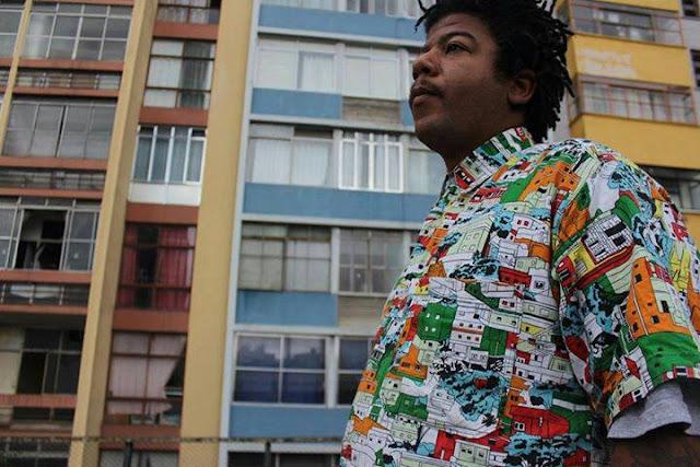 "O Rapper  paulistano Mohamad lança o videoclipe da musica ""Êxodo urbano""."