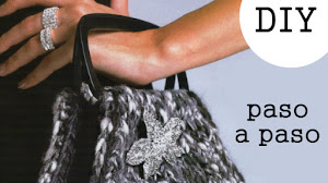 Bolso Elegante para tejer en Casa / Paso a paso