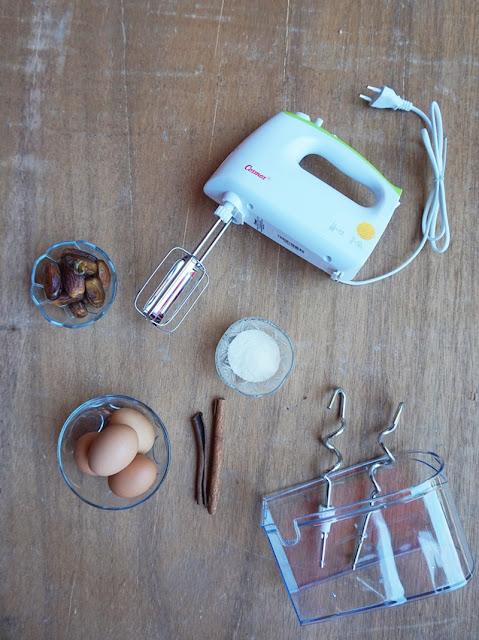 telur, mixer cosmos CM 1579, keunggulan mixer cosmos, flatlay
