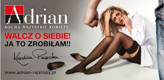 bezpośrednia reklama, dobry smak, kampania społeczna, pułapki reklamy, Adrian kocha wszystkie kobiety