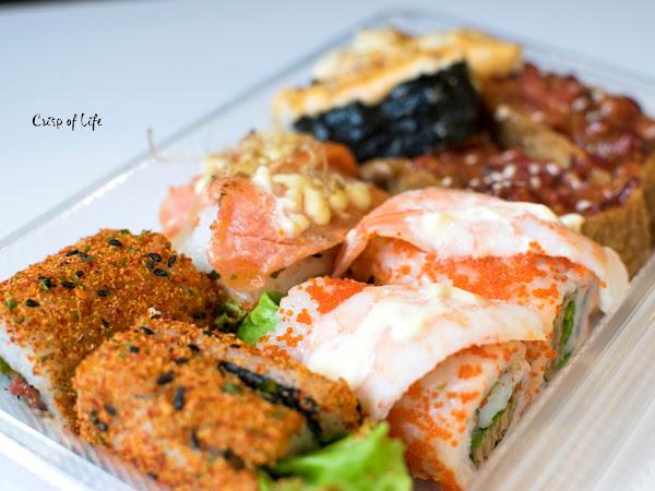 Empire Sushi @ 1st Avenue, Penang