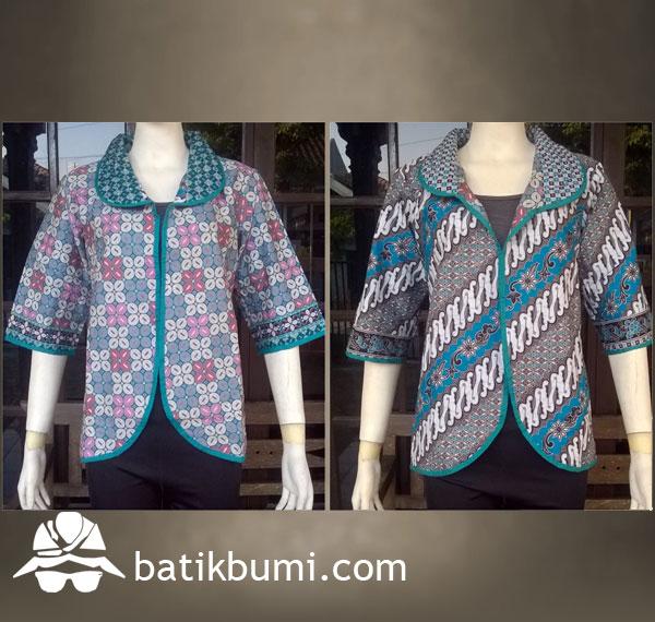 Bolero Bolak Balik Batik DBT 092