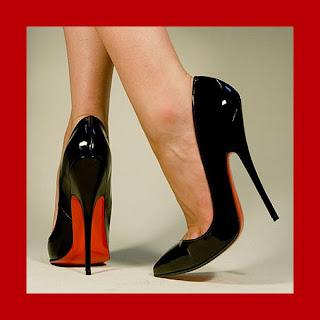高跟鞋與黃金比例