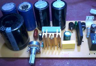 Toturial Mudah Membuang Sisa Tegangan Pada Elco Dalam Rangkaian Elektronik