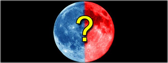 Lua Azul e eclipse lunar - 31 de janeiro