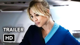 The Flight Attendant:  nova série com Kaley Cuoco – Prodigal Son Season 2  – The Good Doctor Season 4 Trailer #2