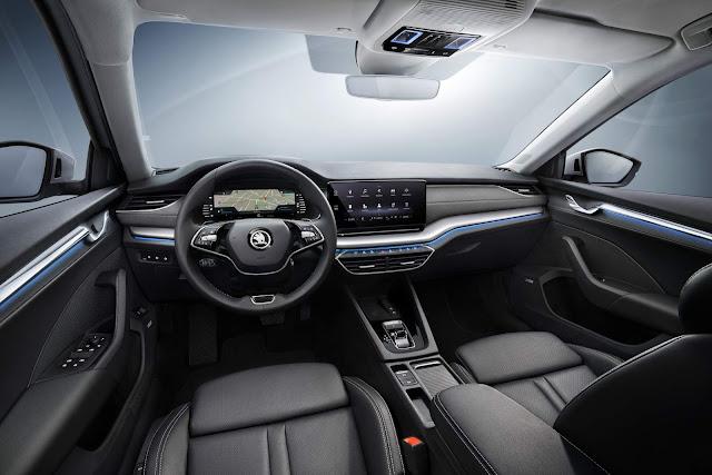Novo Skoda Octavia 2020 revelado: especificações e lançamento