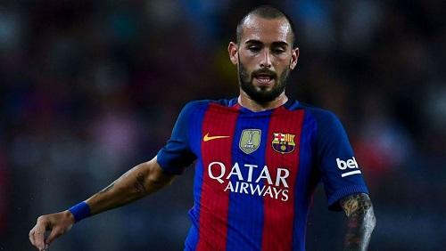 Thái độ và tinh thần niềm nở là vũ khí của Vidal tại Barca