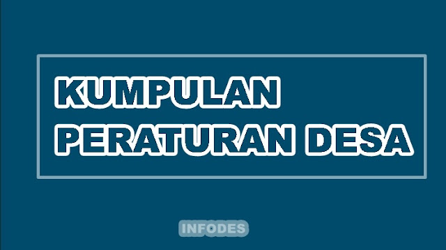 Permendagri Nomor 110 Tahun 2016 tentang BPD