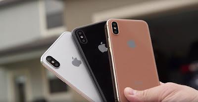 Demi iPhone 8, Foxconn Sebar Bonus ke Karyawan