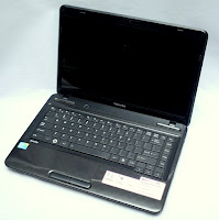 Jual Laptop Bekas Toshiba L740