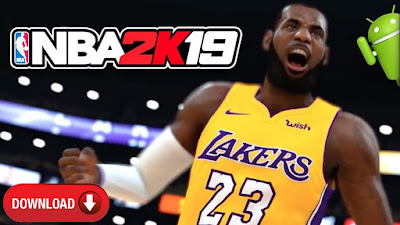 NBA 2K19 Apk + Data OBB (MOD, Unlimited Coins) for Android