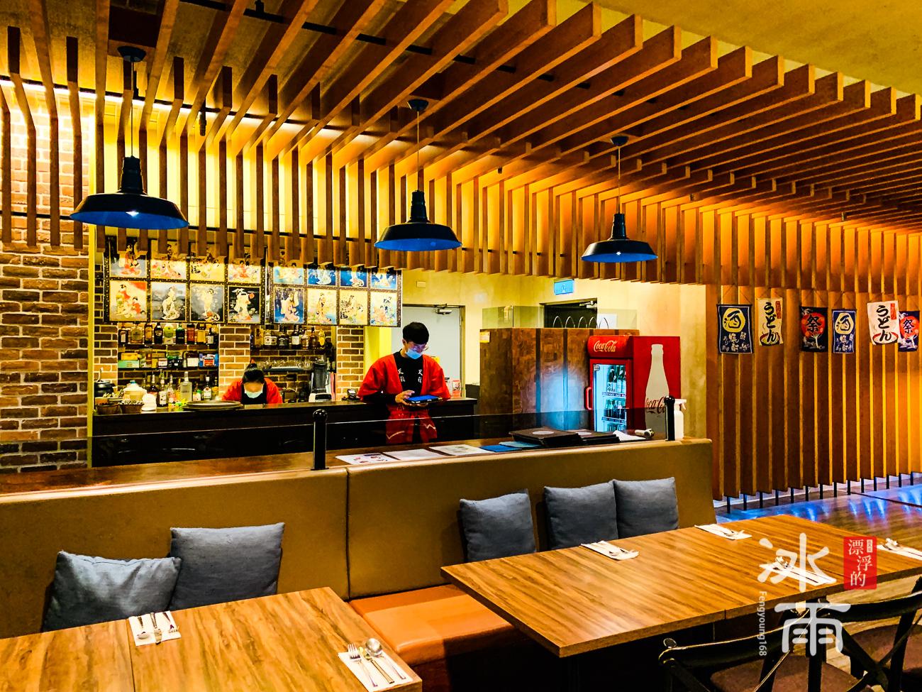 陽明山天籟渡假酒店|晚餐餐廳區