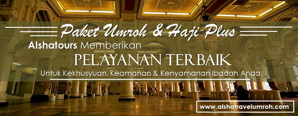 Paket Umroh & Haji Plus Alshatours