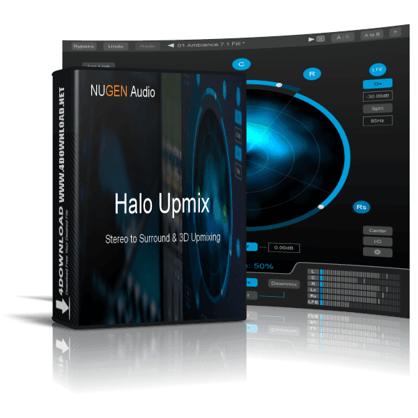 NUGEN Audio - Halo Upmix v1.5.0.10 Full version