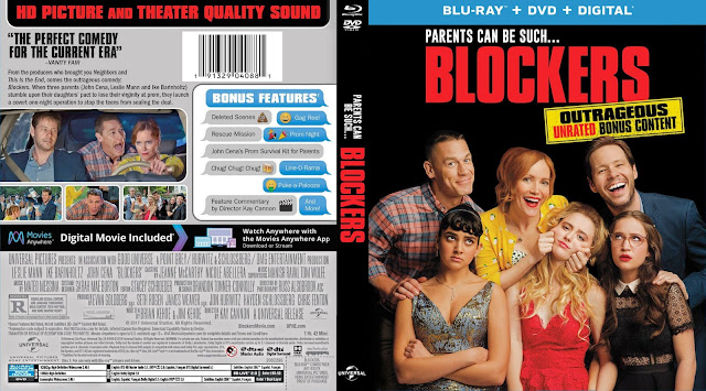 Blockers (scan) Bluray Cover