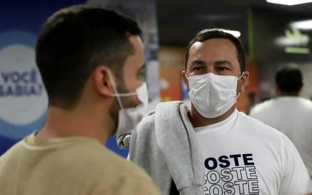 Bahia não registra novos casos de coronavírus na tarde desta segunda-feira