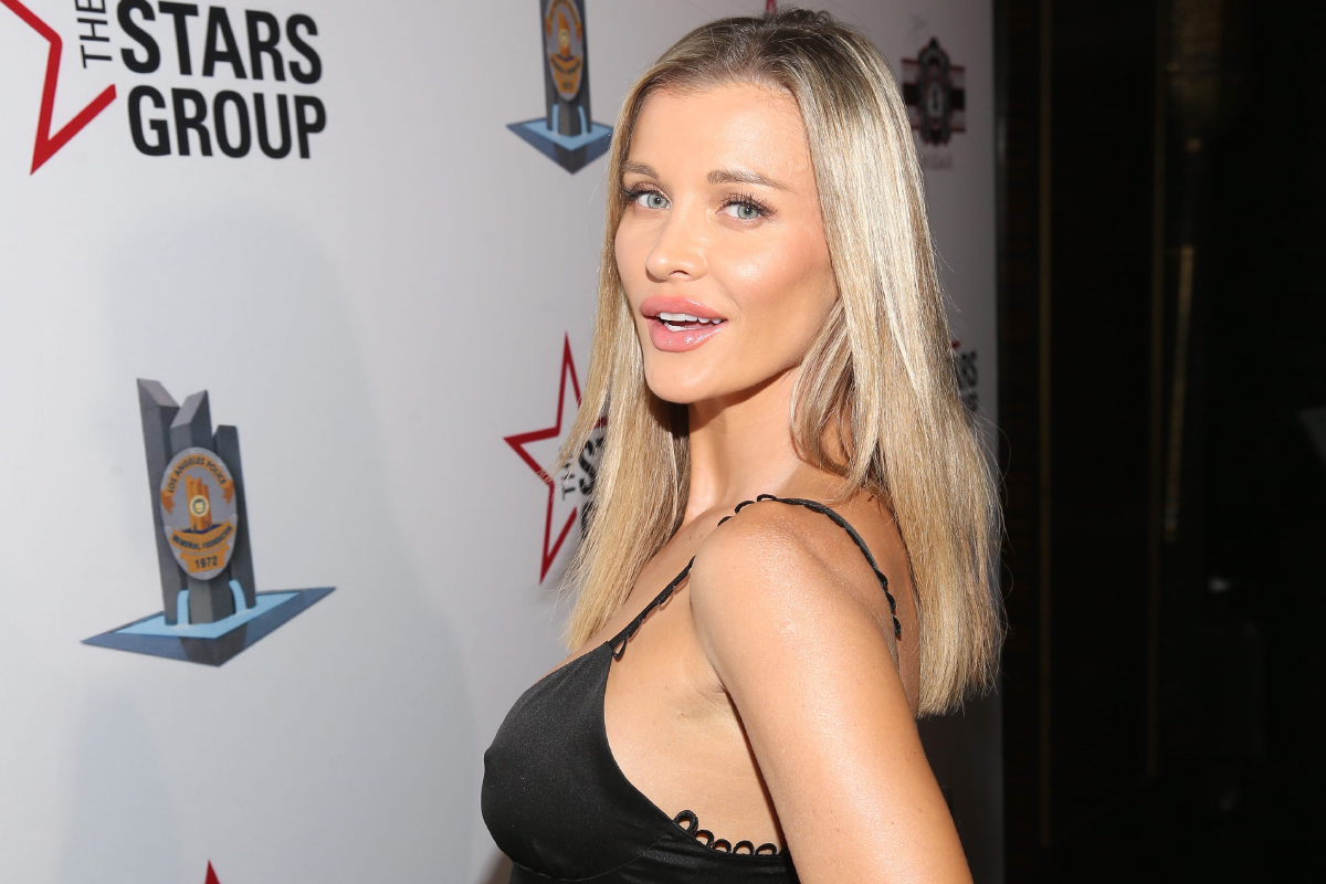 Model Seksi Polandia Joanna krupa instagram blonde hair