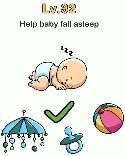 Kunci Jawaban Brain Out Bujuk Bayinya Agar Mau Tidur