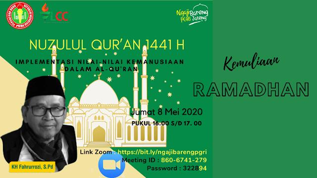 Kemuliaan Ramadhan