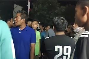 Pencuri mesin wifi di Dasan Lekong hampir dikeroyok warga