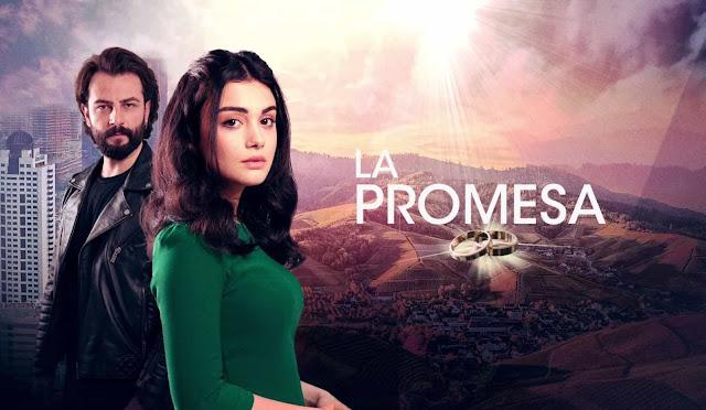 Serie turca sábados en Telemundo PR