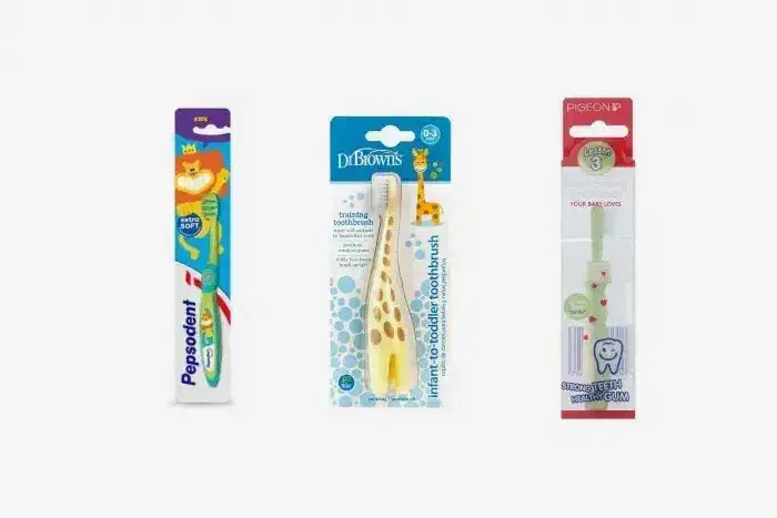 rekomendasi merek sikat gigi anak terbaik