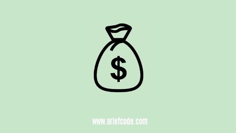 sumber penghasilan para blogger