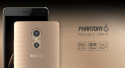Watch: Tecno Phantom 6 Unboxing, Review & First Impressions