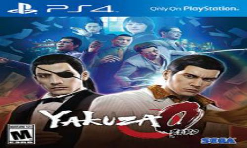 Download Yakuza 0 Free For PC
