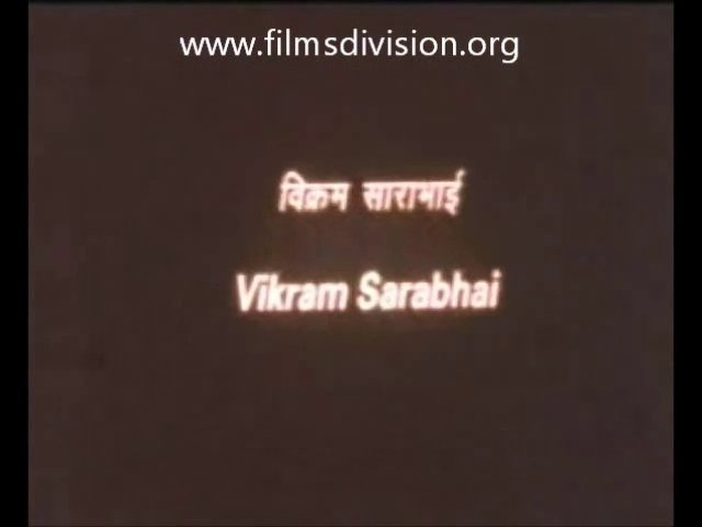 Vikram Sarabhai - Documentary - Watermark - 01