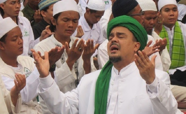 Cekal Dicabut, Denda Dihapus, Habib Rizieq Segera Pulang ke Indonesia!