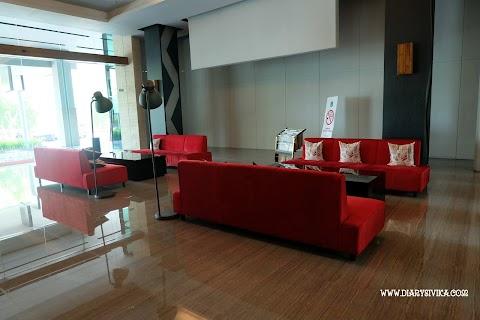[Hotel Review] Cabin Hotel Bertema Otomotif, Kelapa Gading - Jakarta