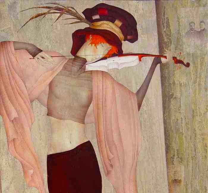 Эмоций, красота, чувственность и изысканность. Andrey Belle