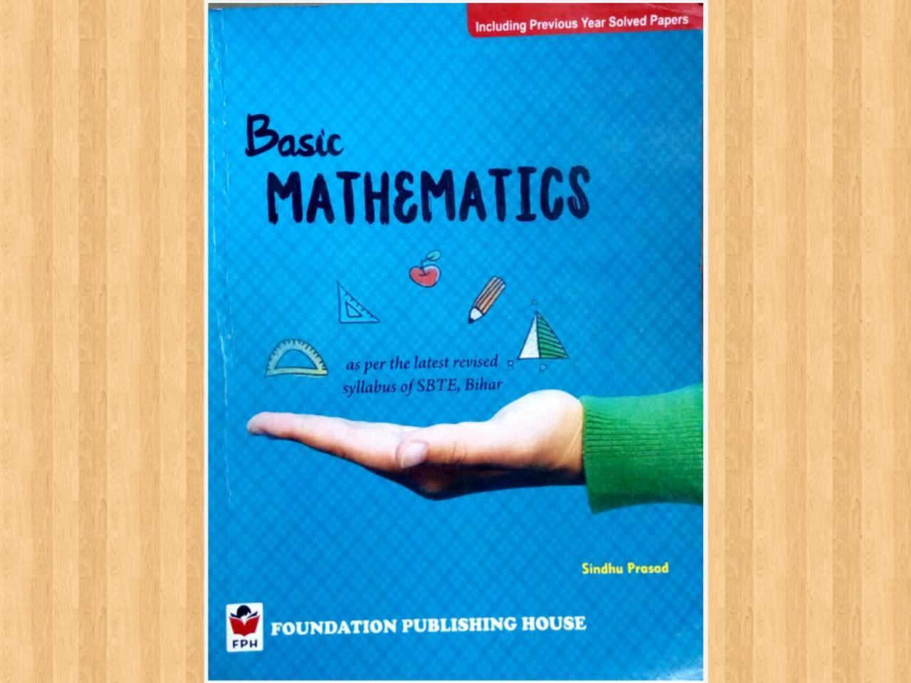 Download Basic Mathematics Book free
