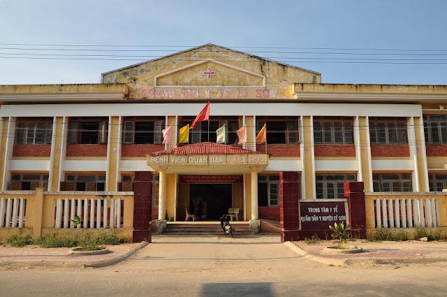 Bệnh viện Quân dân y huyện đảo Lý Sơn