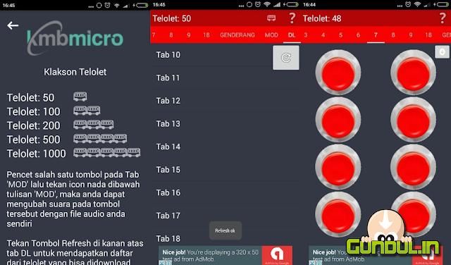 klakson telolet apk klakson telolet apk download klakson telolet apk terbaru Klakson Telolet (Big Bus Horn) Apk V.4.4 for Android