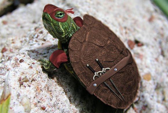 Tortugas ninja rafael