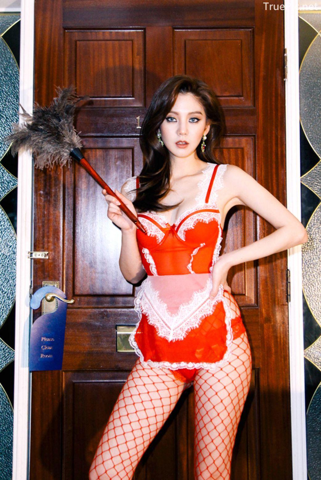 Lee Chae Eun - Korean Lingerie Model - Love Me More Sexy - TruePic.net - Picture 3