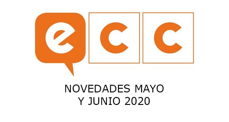ECC Ediciones: Novedades Mayo y Junio de 2020