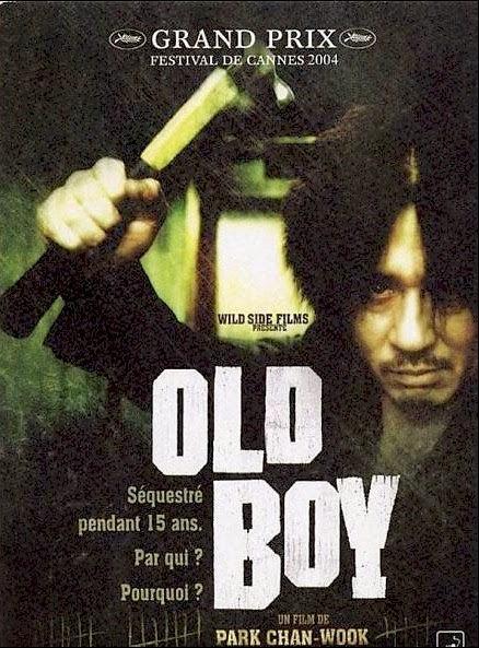 Oldboy 2003 480p 350MB