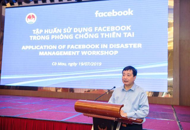 Facebook hỗ trợ Việt Nam truyền thông phòng chống thiên tai