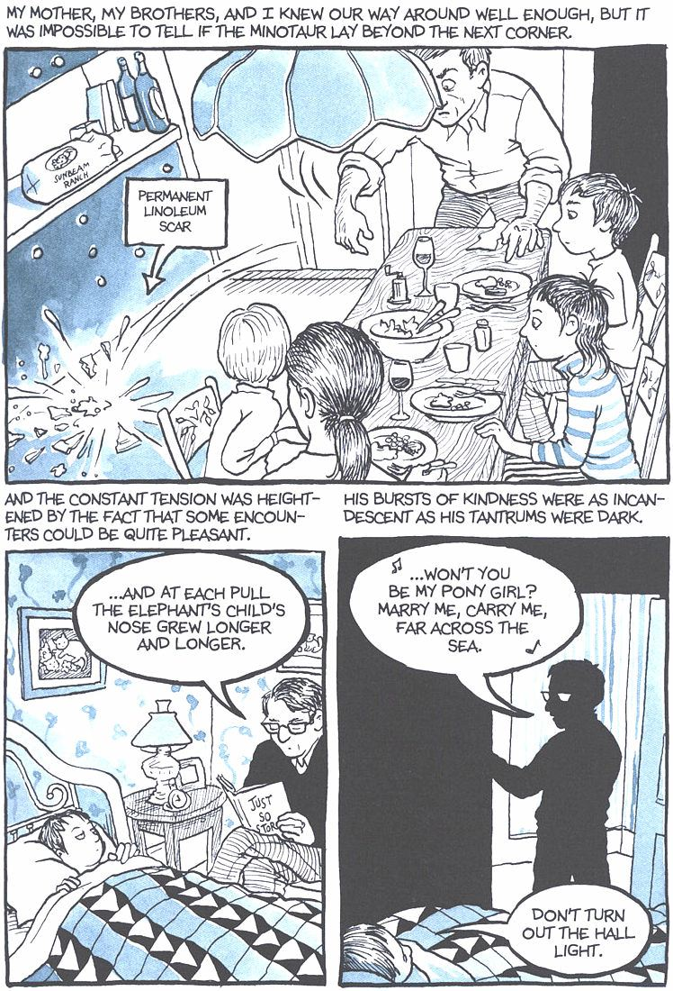 Read Fun Home: A Family Tragicomic - Chapter 1, Page 20