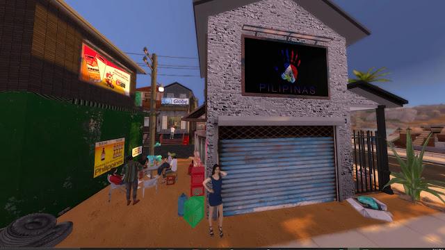 Sims 4 Pinoy Stuff Pack Streets of Manila