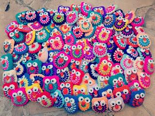 Valery Lab Handmade Crochet Owls Crochet Schemi Per Gufetti