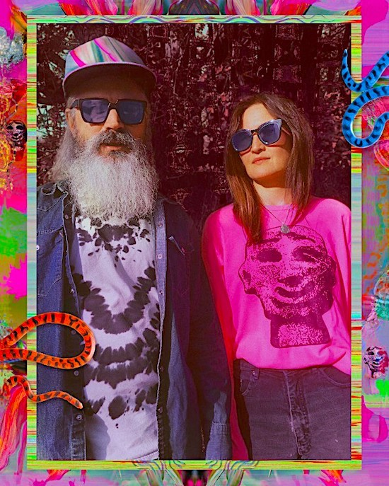 Moon Duo @ Longboat Hall, Monday
